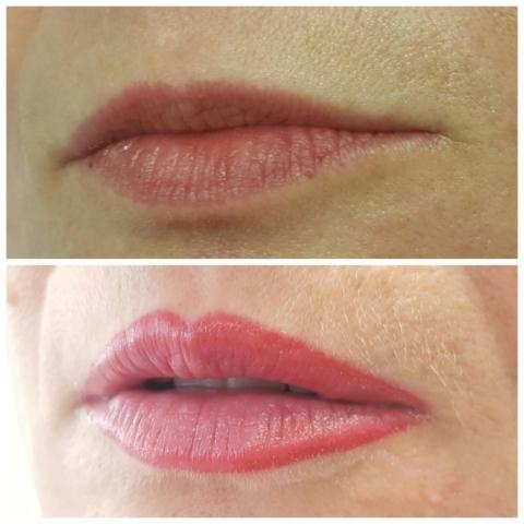 Permanentni make up - Trajna šminka Usana i Kapka