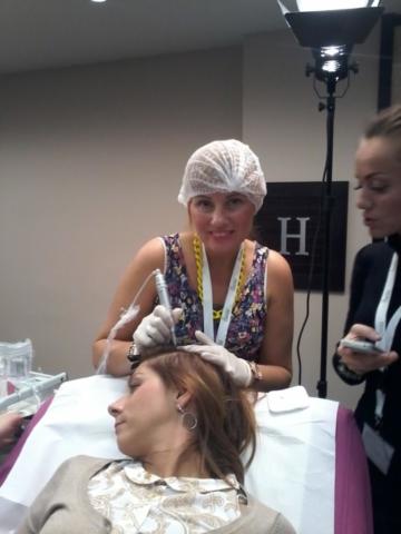 Mikropigmentacija skalpa i ožiljaka